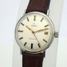Relojes - Omega: OMEGA CABALLERO COMO NUEVO. Lote 108027027