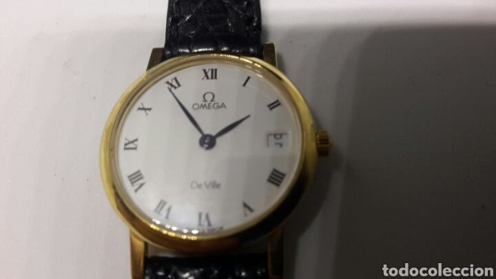 Relojes - Omega: Reloj oro Omega Deville señora ver fotos - Foto 6 - 108072687