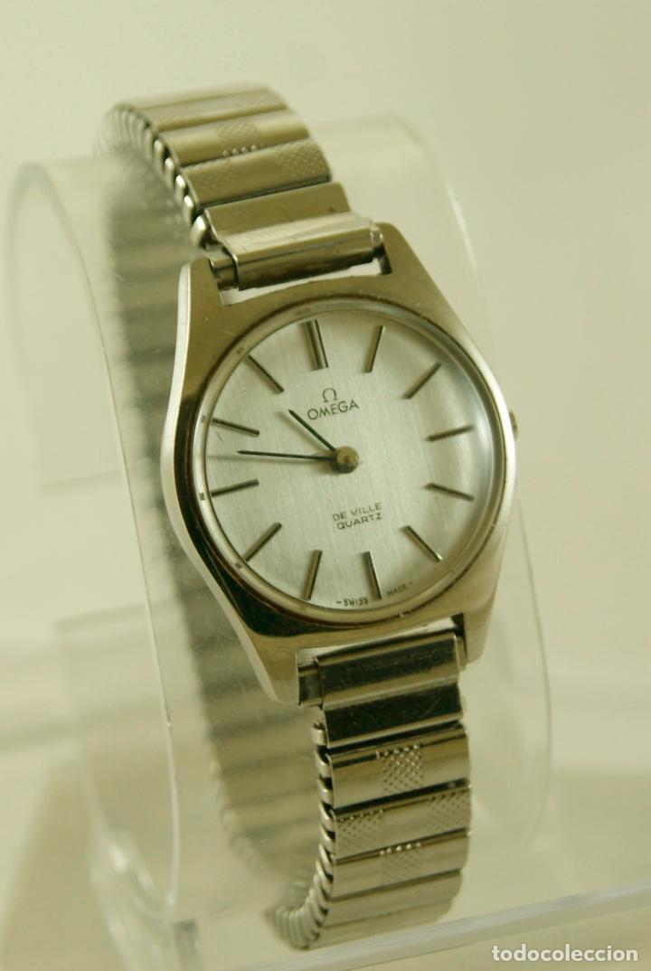 Reloj omega de ville dama precio