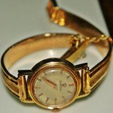 Relojes - Omega: RELOJ CON PULSERA OMEGA ORO 18 KILATES SEÑORA.. Lote 110044487