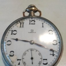 Relojes - Omega: RELOJ OMEGA BOLSILLO APROX 5 CM SWISS 722998 6343462. Lote 110704831