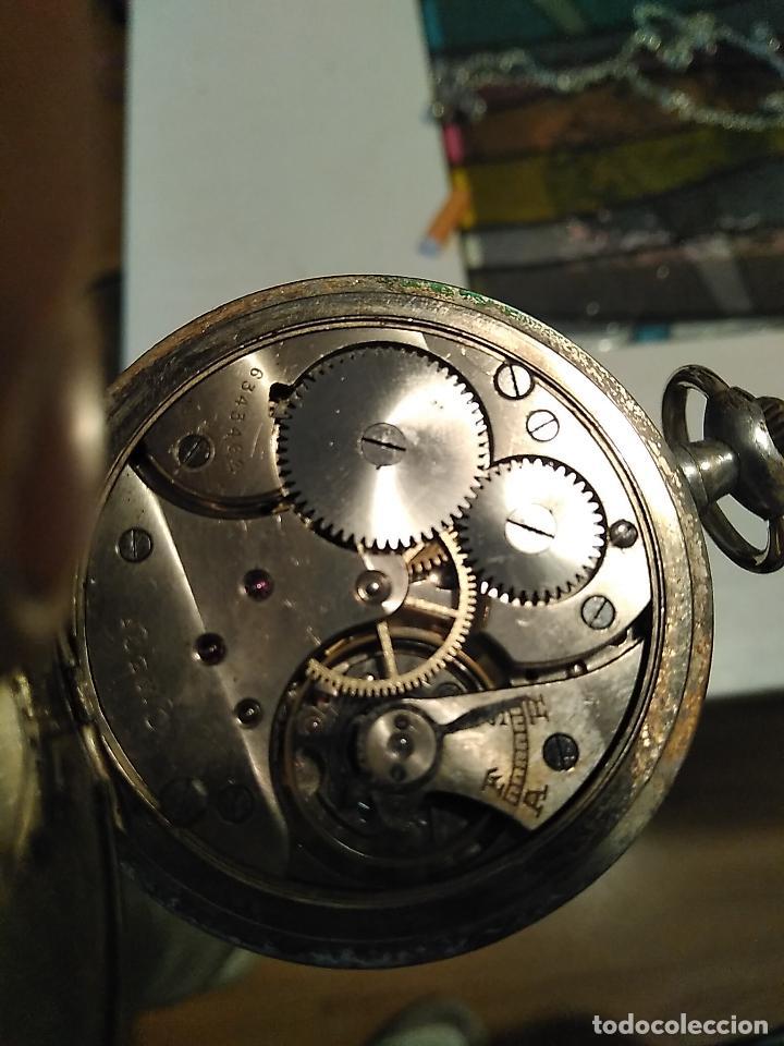 Relojes - Omega: Reloj Omega bolsillo aprox 5 cm swiss 722998 6343462 - Foto 2 - 110704831
