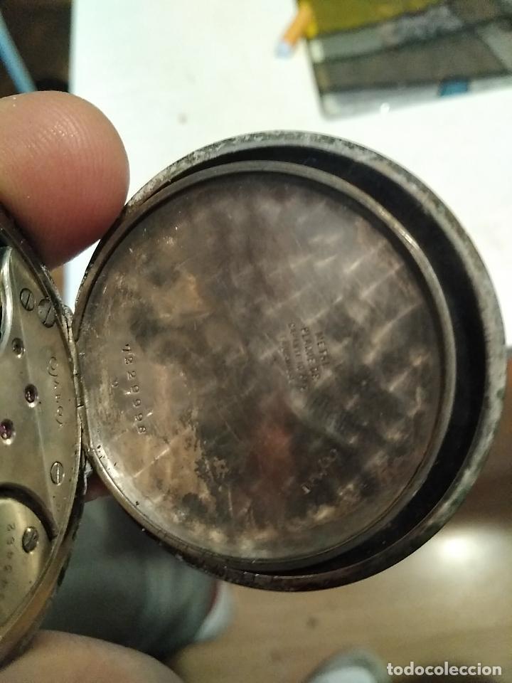 Relojes - Omega: Reloj Omega bolsillo aprox 5 cm swiss 722998 6343462 - Foto 4 - 110704831