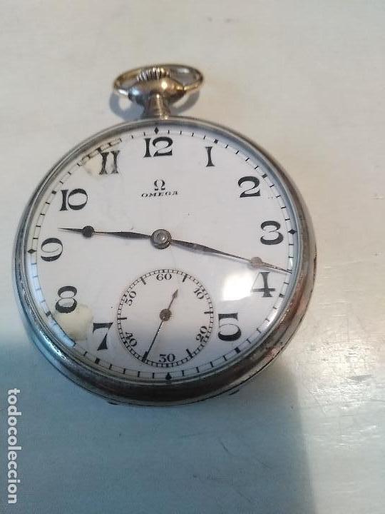 Relojes - Omega: Reloj Omega bolsillo aprox 5 cm swiss 722998 6343462 - Foto 5 - 110704831