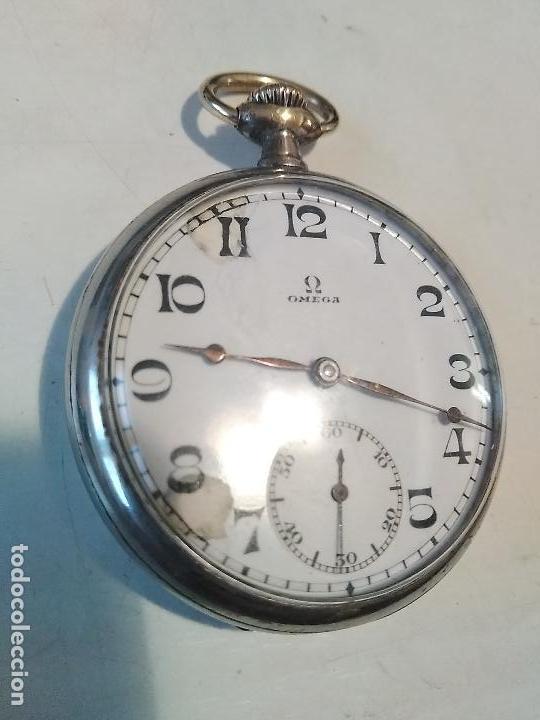 Relojes - Omega: Reloj Omega bolsillo aprox 5 cm swiss 722998 6343462 - Foto 6 - 110704831