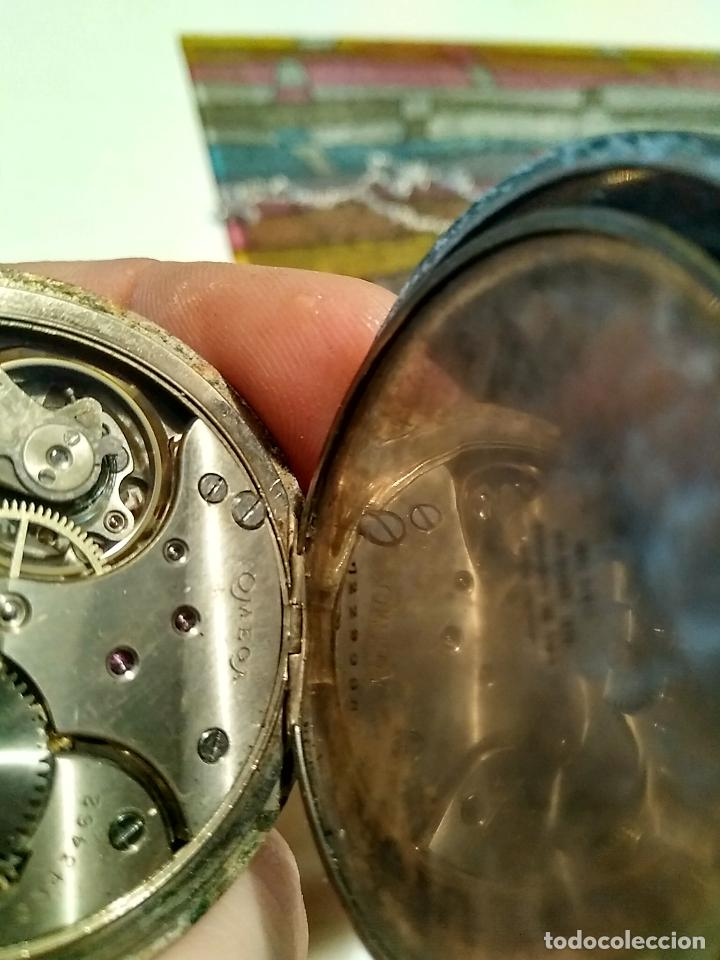 Relojes - Omega: Reloj Omega bolsillo aprox 5 cm swiss 722998 6343462 - Foto 7 - 110704831
