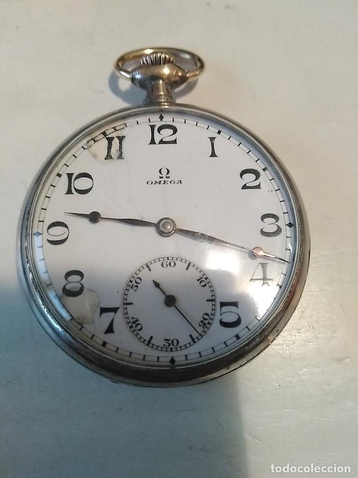 Relojes - Omega: Reloj Omega bolsillo aprox 5 cm swiss 722998 6343462 - Foto 12 - 110704831