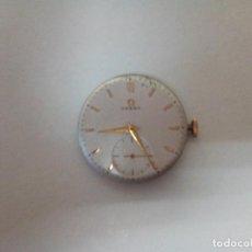 Relojes - Omega: MAQUINA MECANICA DE RELOJE OMEGA. A FUNCIONAR A 100%. . Lote 113125791