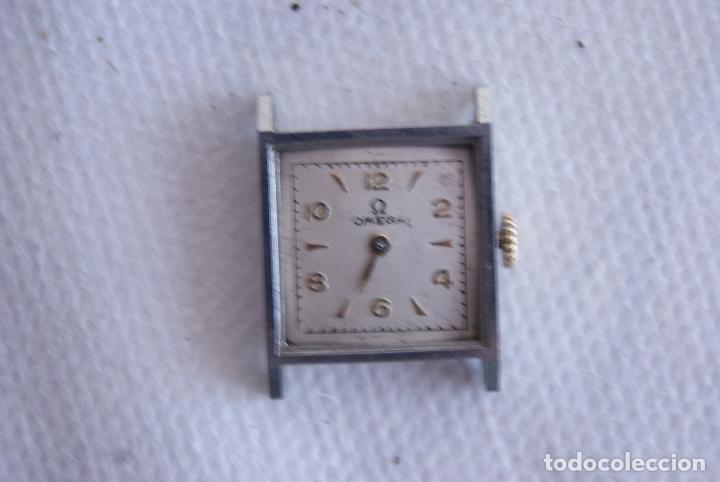 Relojes - Omega: LOTE DE 3 OMEGA RELOJES DE MUJER CAL.244 FUNCIONAN D7 - Foto 6 - 158661518