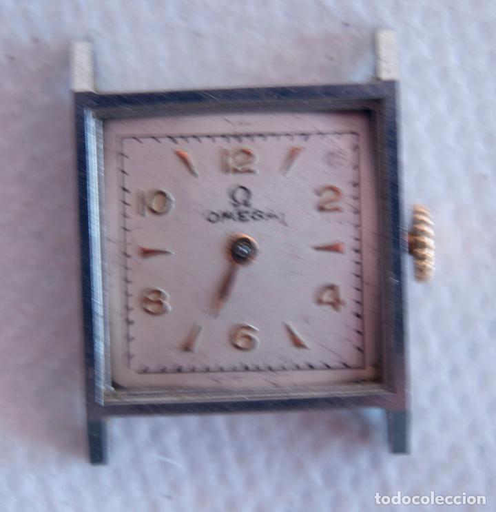 Relojes - Omega: LOTE DE 3 OMEGA RELOJES DE MUJER CAL.244 FUNCIONAN D7 - Foto 10 - 158661518