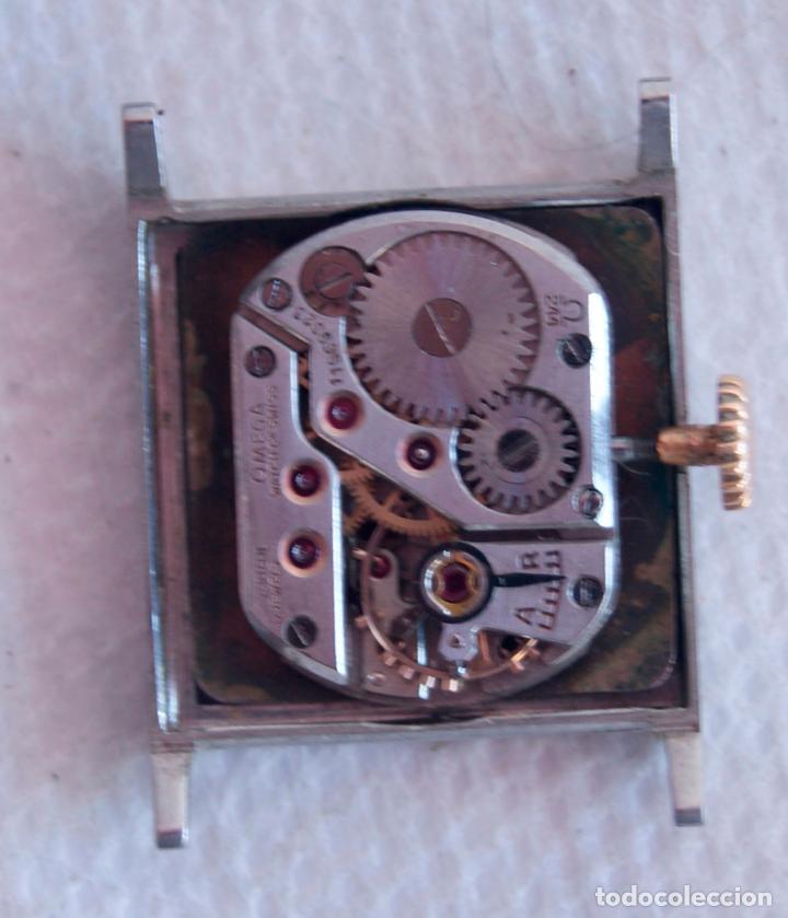 Relojes - Omega: LOTE DE 3 OMEGA RELOJES DE MUJER CAL.244 FUNCIONAN D7 - Foto 13 - 158661518