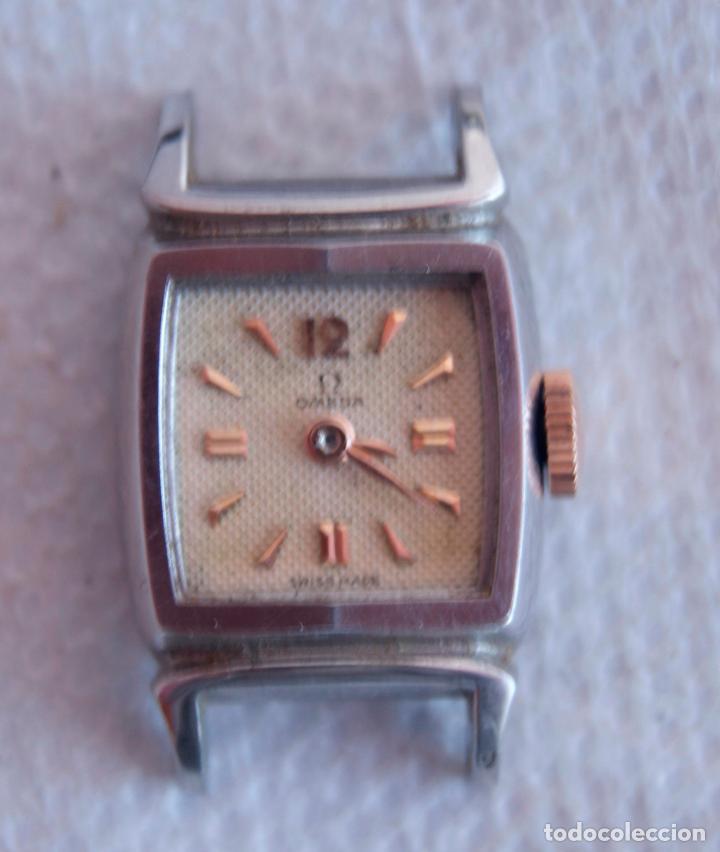 Relojes - Omega: LOTE DE 3 OMEGA RELOJES DE MUJER CAL.244 FUNCIONAN D7 - Foto 14 - 158661518