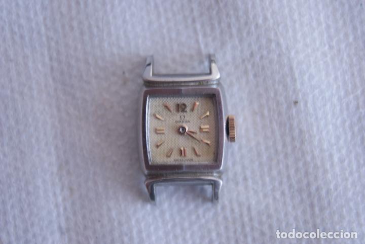 Relojes - Omega: LOTE DE 3 OMEGA RELOJES DE MUJER CAL.244 FUNCIONAN D7 - Foto 17 - 158661518