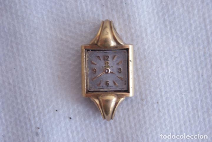 Relojes - Omega: LOTE DE 3 OMEGA RELOJES DE MUJER CAL.244 FUNCIONAN D7 - Foto 20 - 158661518