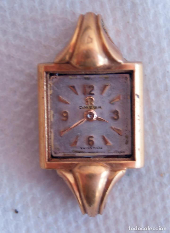 Relojes - Omega: LOTE DE 3 OMEGA RELOJES DE MUJER CAL.244 FUNCIONAN D7 - Foto 21 - 158661518