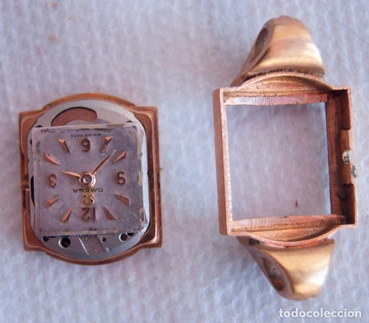 Relojes - Omega: LOTE DE 3 OMEGA RELOJES DE MUJER CAL.244 FUNCIONAN D7 - Foto 23 - 158661518