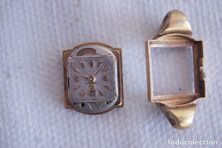 Relojes - Omega: LOTE DE 3 OMEGA RELOJES DE MUJER CAL.244 FUNCIONAN D7 - Foto 25 - 158661518