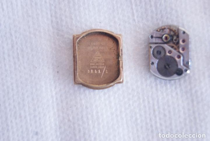 Relojes - Omega: LOTE DE 3 OMEGA RELOJES DE MUJER CAL.244 FUNCIONAN D7 - Foto 26 - 158661518