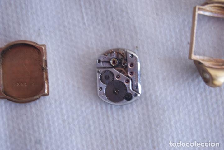 Relojes - Omega: LOTE DE 3 OMEGA RELOJES DE MUJER CAL.244 FUNCIONAN D7 - Foto 28 - 158661518