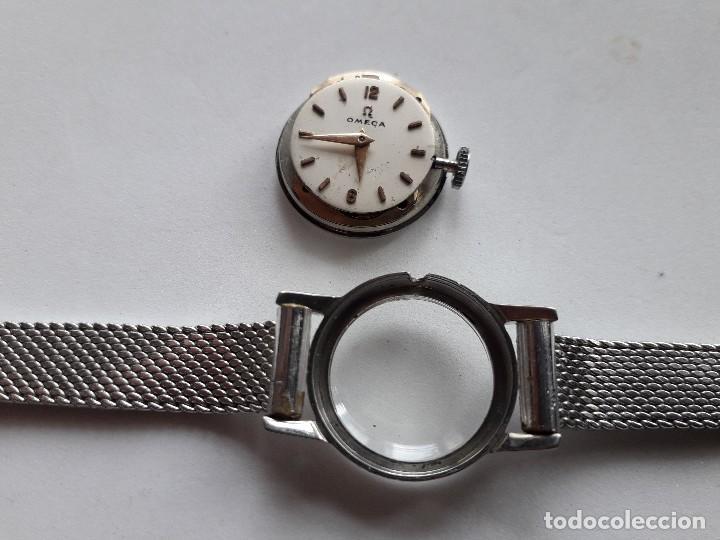 Relojes - Omega: Omega para dama. Funcionando. - Foto 6 - 115170091