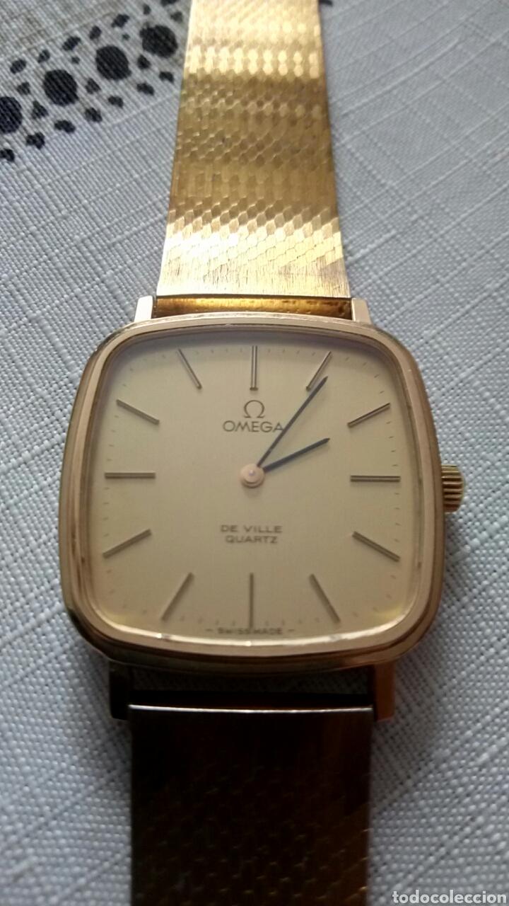 OMEGA DE VILLE CABALLERO AÑOS 90 (Relojes - Relojes Actuales - Omega)