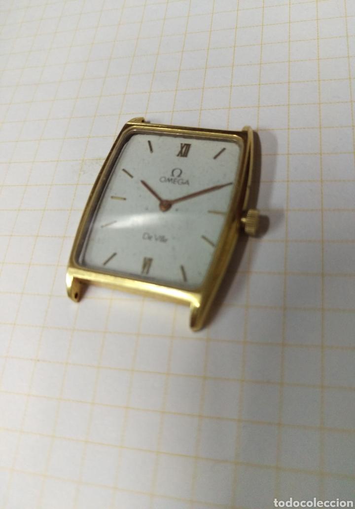 Relojes - Omega: RELOJ OMEGA DE VILLE IDEAL PARA PIEZAS Y/O RESTAURACIÓN - Foto 2 - 121208451