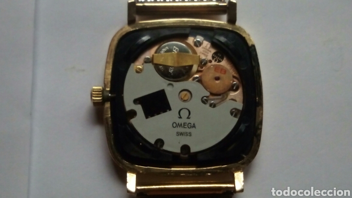Relojes - Omega: Omega De Ville caballero años 90 - Foto 5 - 118062348