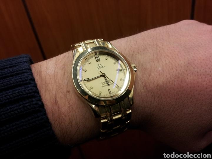 OMEGA SEAMASTER CHRONOMETER EN ORO MACIZO 18K (Relojes - Relojes Actuales - Omega)