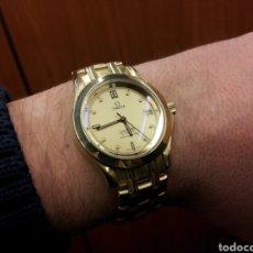 Relojes - Omega: OMEGA SEAMASTER EN ORO MACIZO 18K. Lote 132764323