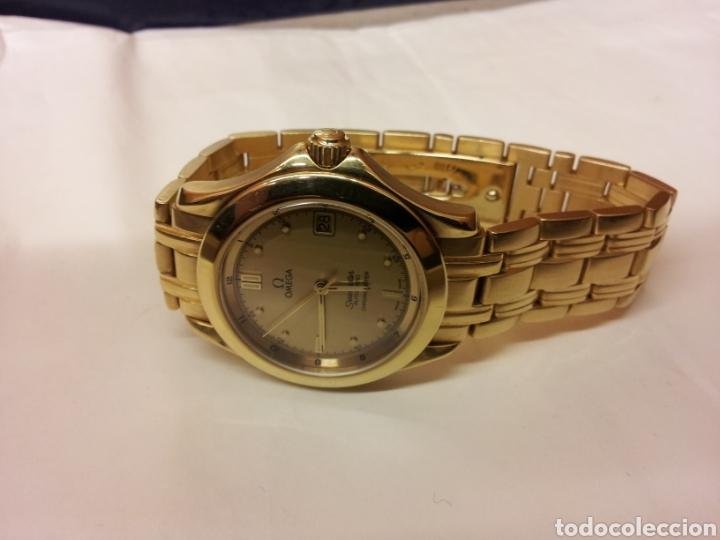 Relojes - Omega: Omega Seamaster Chronometer en oro macizo 18k - Foto 2 - 132764323