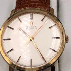 Relojes - Omega: OMEGA 1960/1969-ORO -AUTOMÁTICO - HOMBRE -. Lote 132784078
