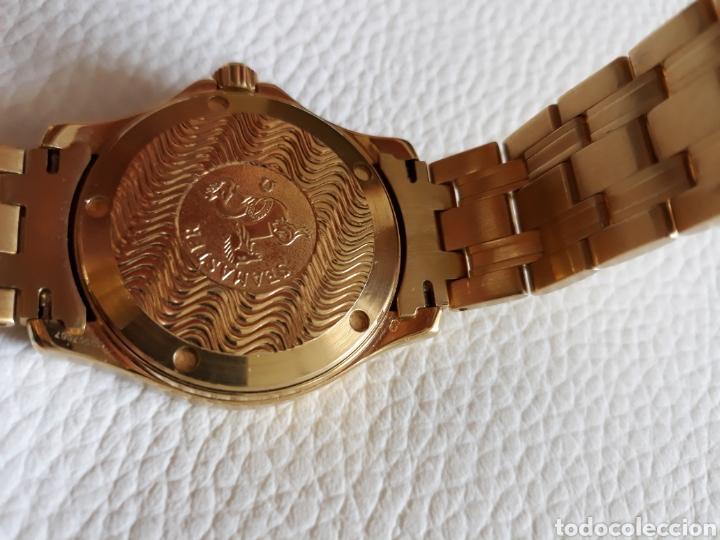 Relojes - Omega: Omega Seamaster Chronometer en oro macizo 18k - Foto 4 - 132764323