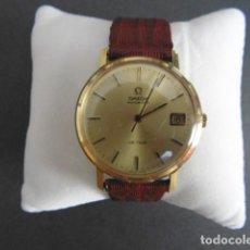 Relojes - Omega: RELOJ OMEGA DE VILLE, AUTOMATICO, ORO 18K. CALENDARIO.. Lote 152007422