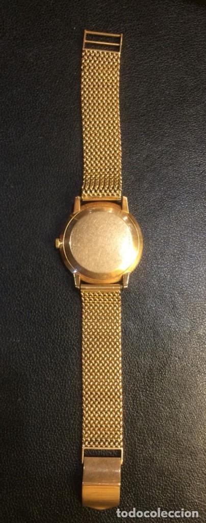 Relojes - Omega: Reloj caballero de oro de ley - Foto 2 - 137922958