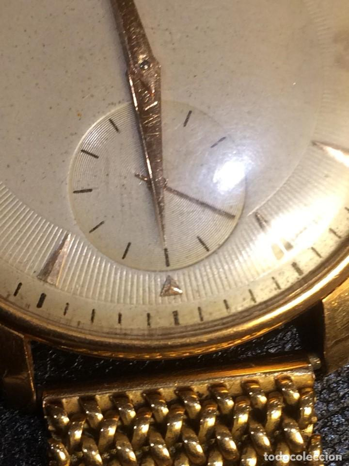Relojes - Omega: Reloj caballero de oro de ley - Foto 5 - 137922958