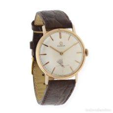 Relojes - Omega: OMEGA ORO 18K RELOJ DE CABALLERO AÑOS 70. Lote 138754974