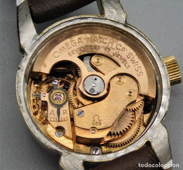 Relojes - Omega: RELOJ OMEGA LADYMATIC-AUTOMÁTICO DE DAMA-VINTAGE - Foto 4 - 139156510
