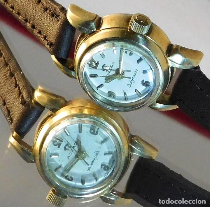 Relojes - Omega: RELOJ OMEGA LADYMATIC-AUTOMÁTICO DE DAMA-VINTAGE - Foto 5 - 139156510