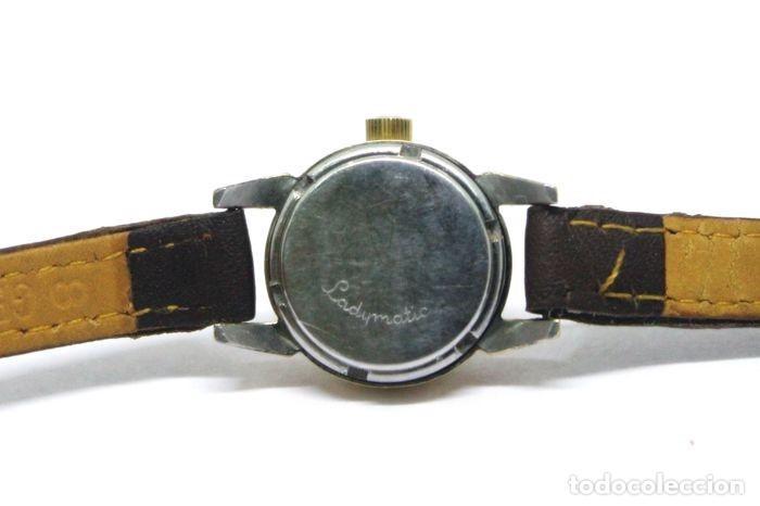 Relojes - Omega: RELOJ OMEGA LADYMATIC-AUTOMÁTICO DE DAMA-VINTAGE - Foto 6 - 139156510