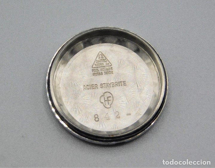 Relojes - Omega: RELOJ OMEGA LADYMATIC-AUTOMÁTICO DE DAMA-VINTAGE - Foto 8 - 139156510