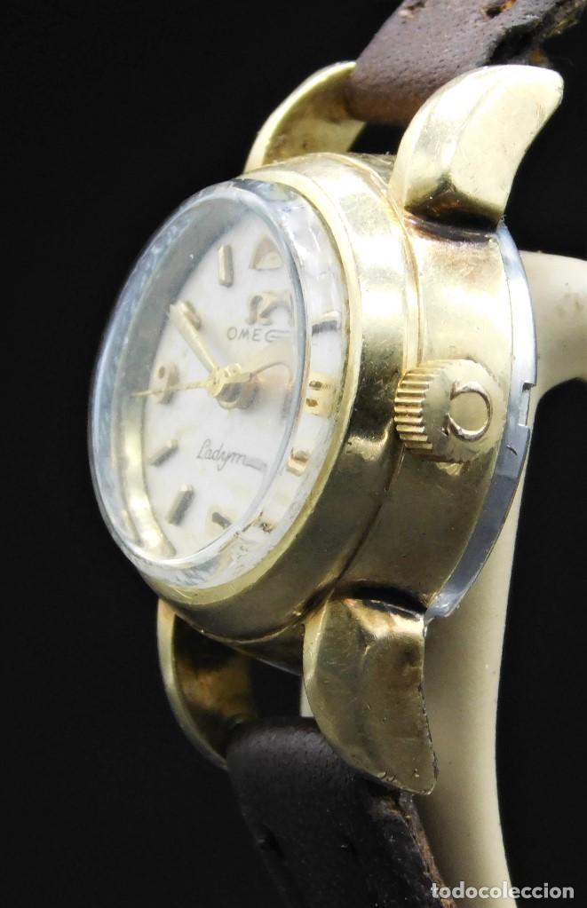 Relojes - Omega: RELOJ OMEGA LADYMATIC-AUTOMÁTICO DE DAMA-VINTAGE - Foto 2 - 139156510