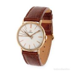 Relojes - Omega: OMEGA ORO 18K RELOJ DE CABALLERO AÑOS 70. Lote 139443386