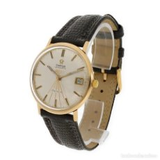 Relojes - Omega: OMEGA ORO 18K RELOJ DE CABALLERO AÑOS 70. Lote 139446086