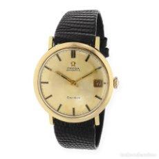 Relojes - Omega: OMEGA ORO 18K RELOJ DE CABALLERO AÑOS 70. Lote 173550458