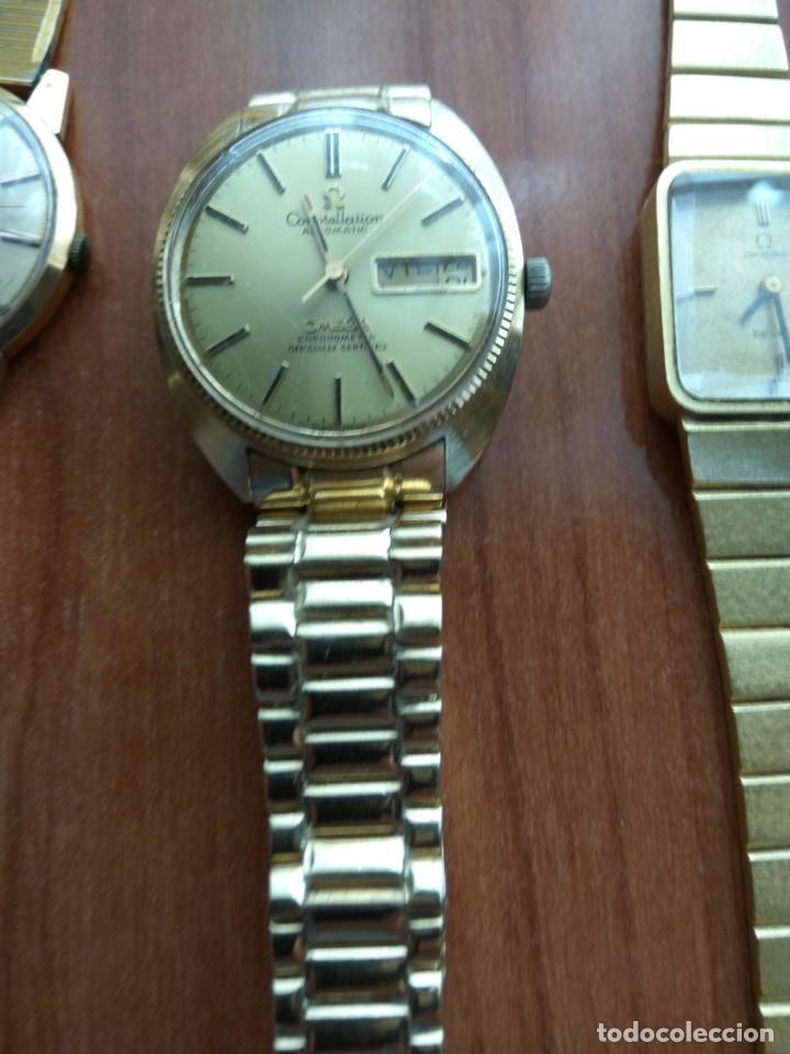 RELOJ OMEGA CONSTELLATION ORO AÑO 70 (Relojes - Relojes Actuales - Omega)