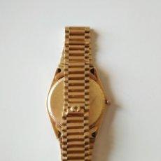 Watches - Omega: CORREA/ARMIS RELOJ OMEGA ORO 18K. Lote 143818361