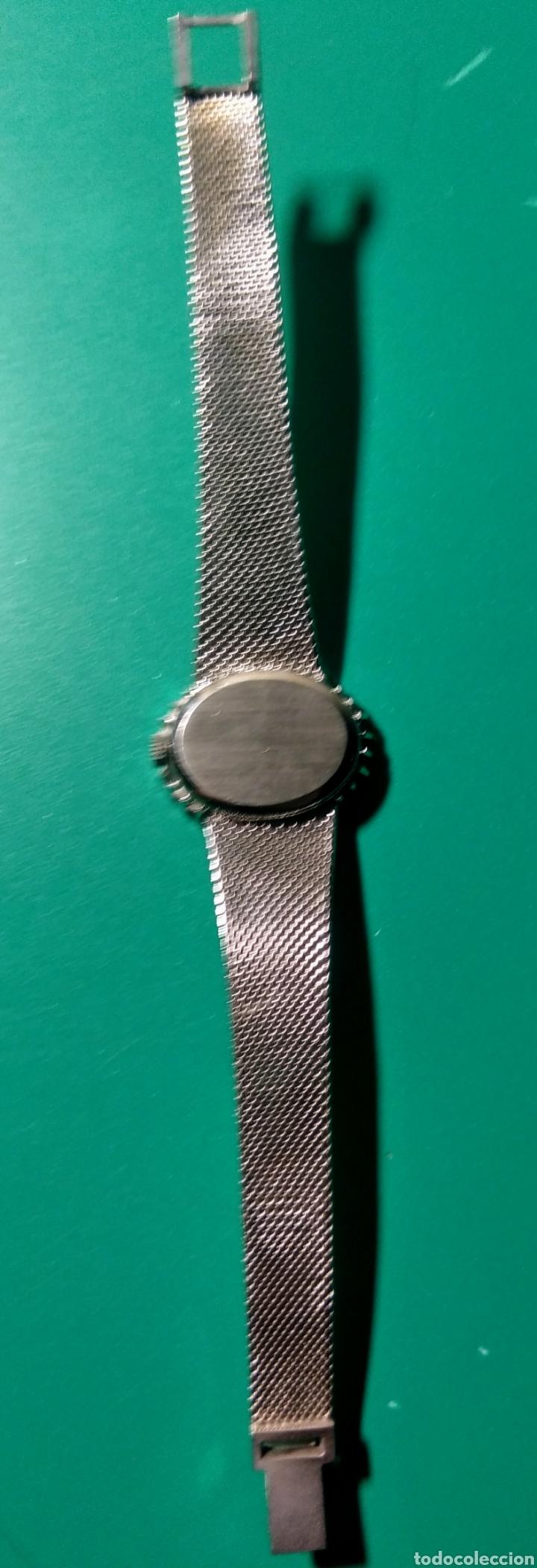 Relojes - Omega: Reloj con brillantes. Omega, oro blanco 18k. - Foto 3 - 144292024