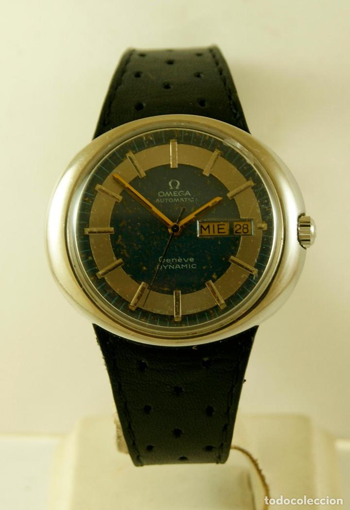Relojes - Omega: OMEGA DYNAMIC CABALLERO FUNCIONANDO - Foto 2 - 144488522