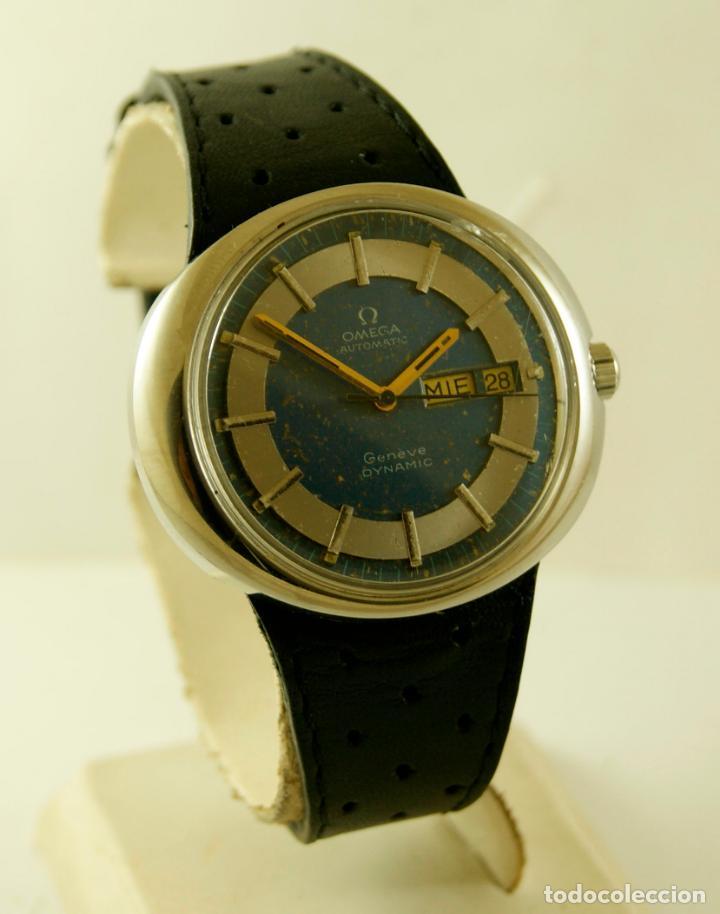 Relojes - Omega: OMEGA DYNAMIC CABALLERO FUNCIONANDO - Foto 3 - 144488522