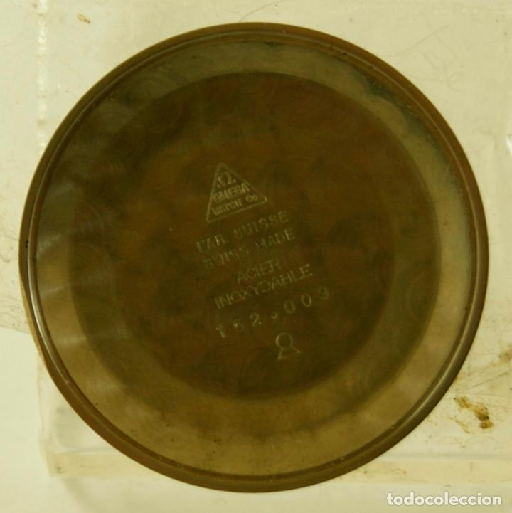 Relojes - Omega: OMEGA 162.009 CAJA ACERO PARA CALIBRE 565 - Foto 4 - 156859344
